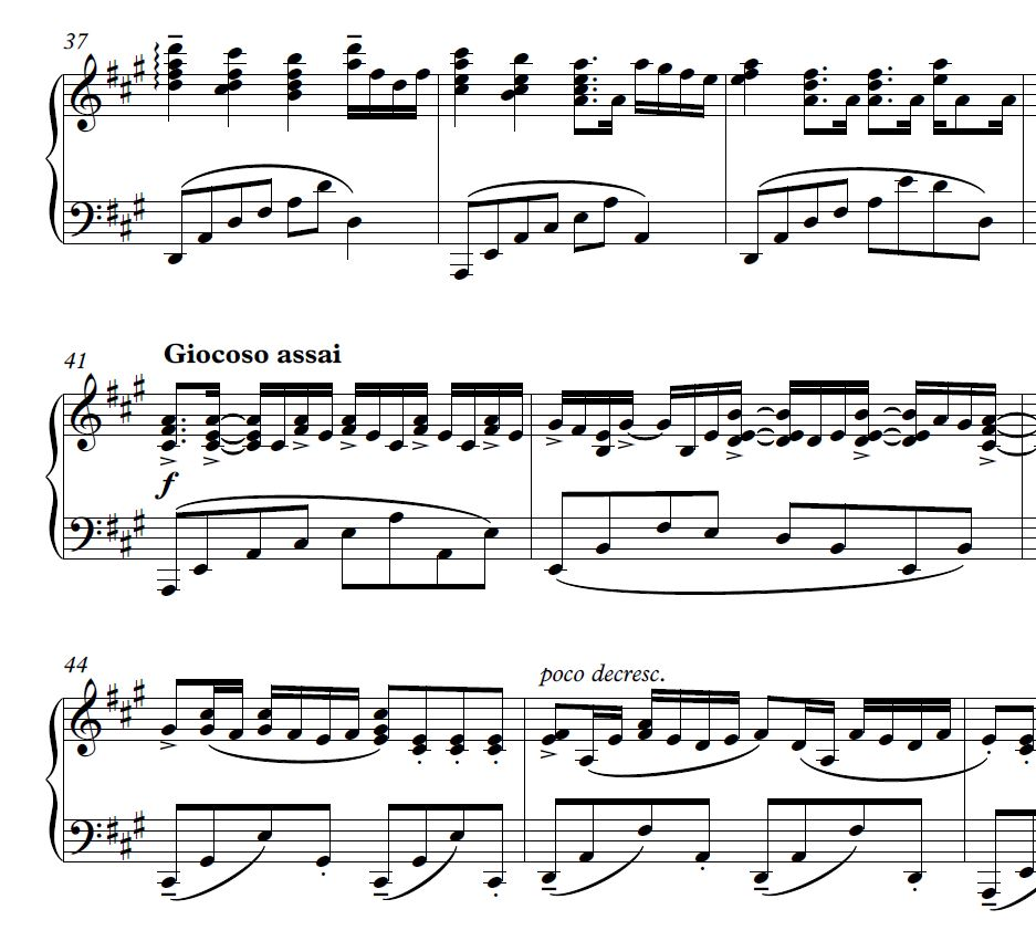 Pachelbel's Canon Extreme Sheet Music