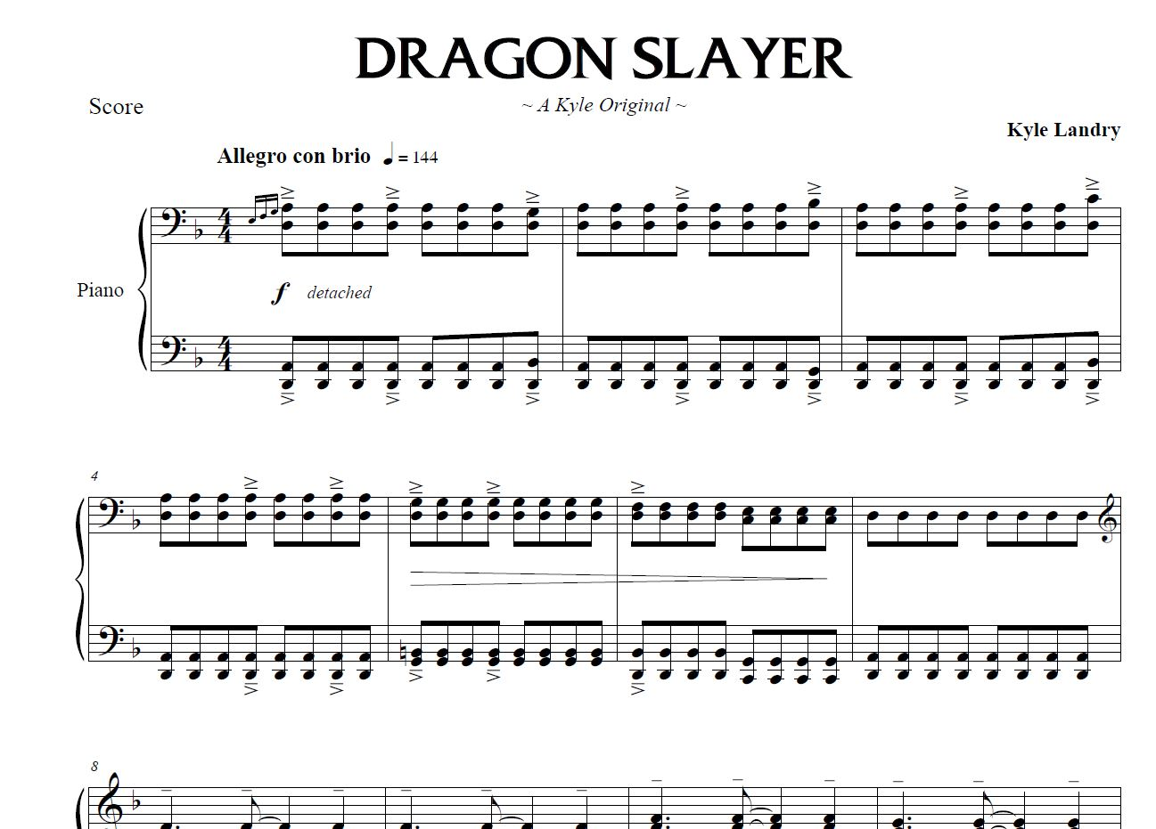 song of the golden dragon sheet music pdf